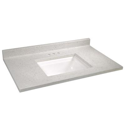 Cultured Marble Bathroom Vanity Top