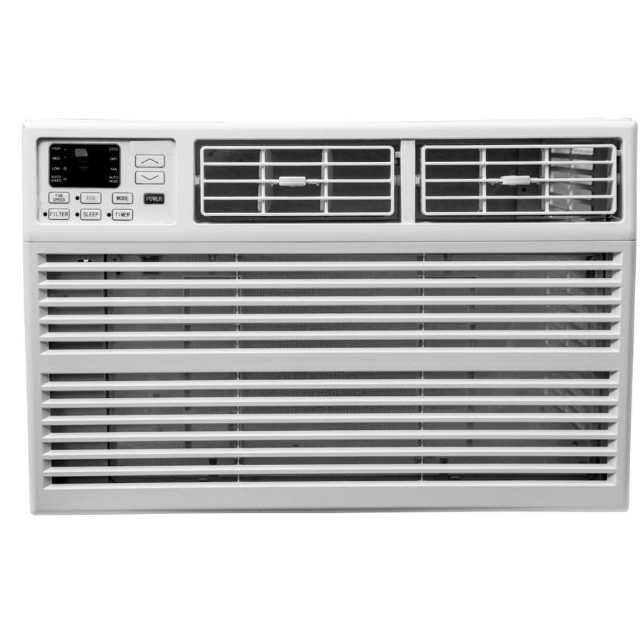 North Storm 550 Sq Ft Window Air Conditioner 120 Volt 12000 Btu In The Window Air Conditioners Department At Lowes Com