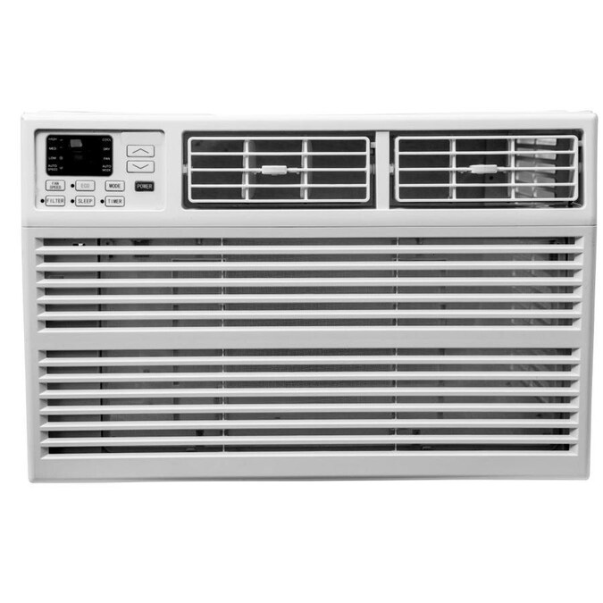 North Storm 550 Sq Ft Window Air Conditioner 120 Volt 12000 Btu In The Window Air Conditioners Department At Lowes Com
