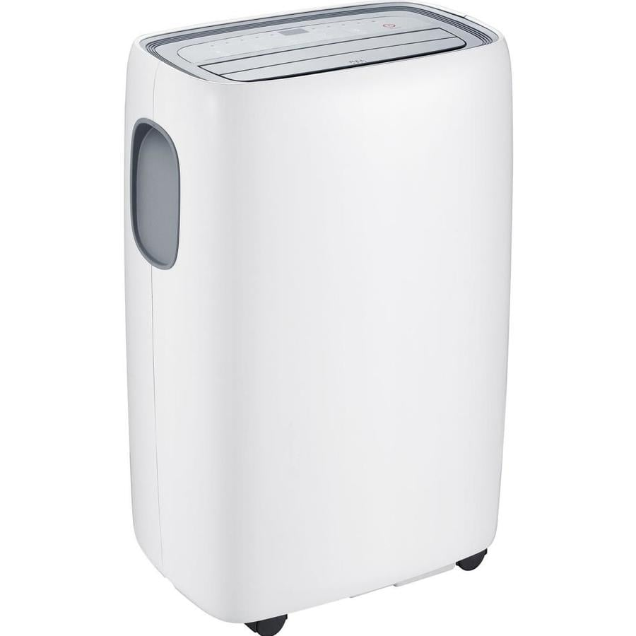 North Storm 5000 Btu 5000 Btu Ashrae 120 Volt White Portable Air Conditioner In The Portable Air Conditioners Department At Lowes Com