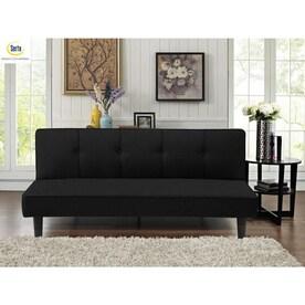 Black Futons Sofa Beds At Lowes Com
