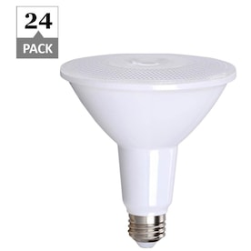 Simply Conserve Mr16 Gu5 3 50 Watt Eq Led Mr16 Warm White Dimmable Spotlight Light Bulb 100 Pack In The Spot Flood Led Light Bulbs Department At Lowes Com