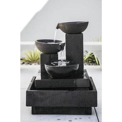 Stone Indoor Fountains At Lowes Com