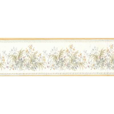 Debona patrimoine Panneau en Bois 3D Effet Papier Peint-Rose Blush 6744