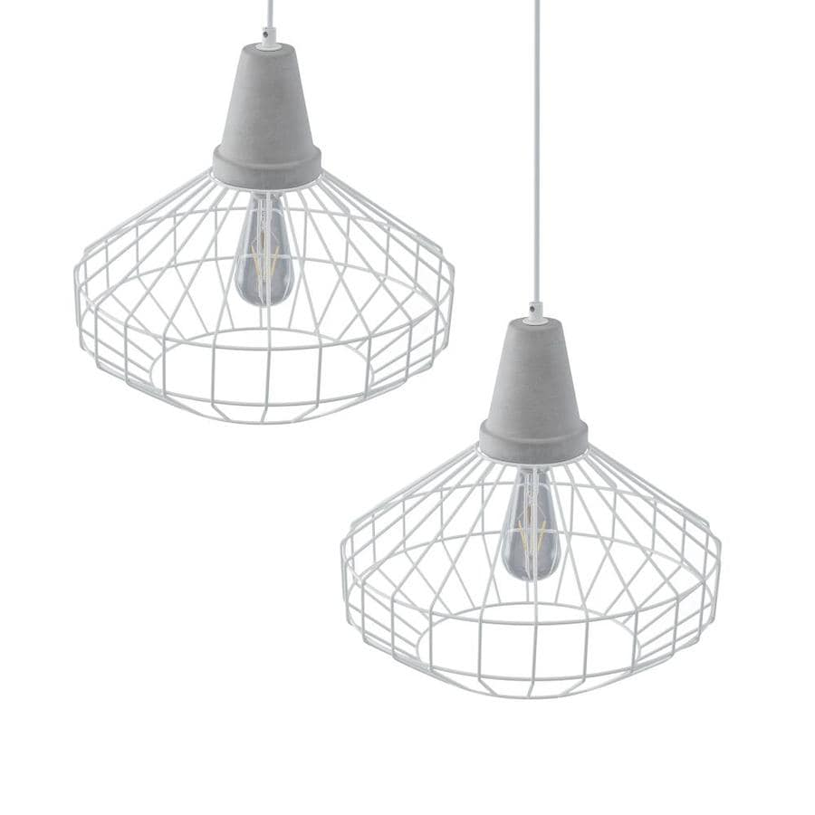 Lamp Shades 2pc Modern Replacement Glass Shades For Wall Lights And Ceiling Fan Lights Lamps Lighting Ceiling Fans