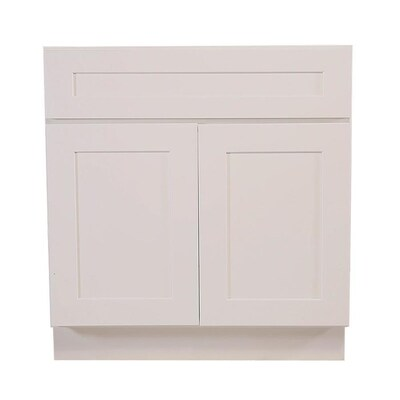 Base Ready to assemble Stock Kitchen Cabinets at Lowes.com