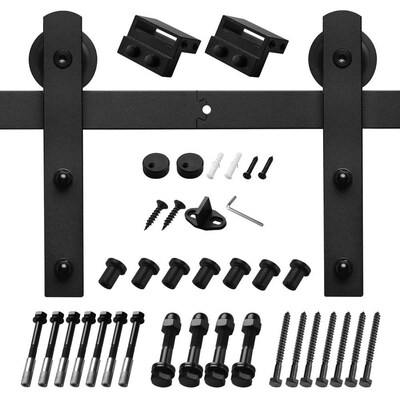 Barn Door Kit Hardware At Lowes Com