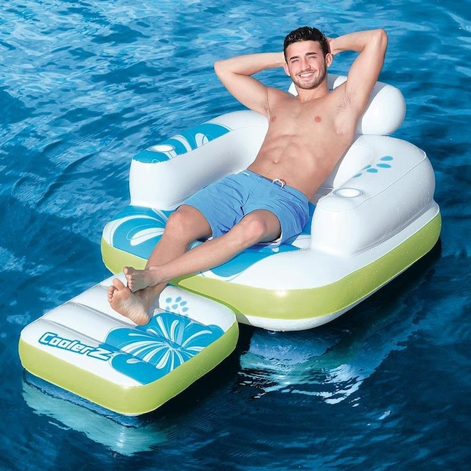 Bestway Candy Lounge Inflatable Multicolor Pool Float