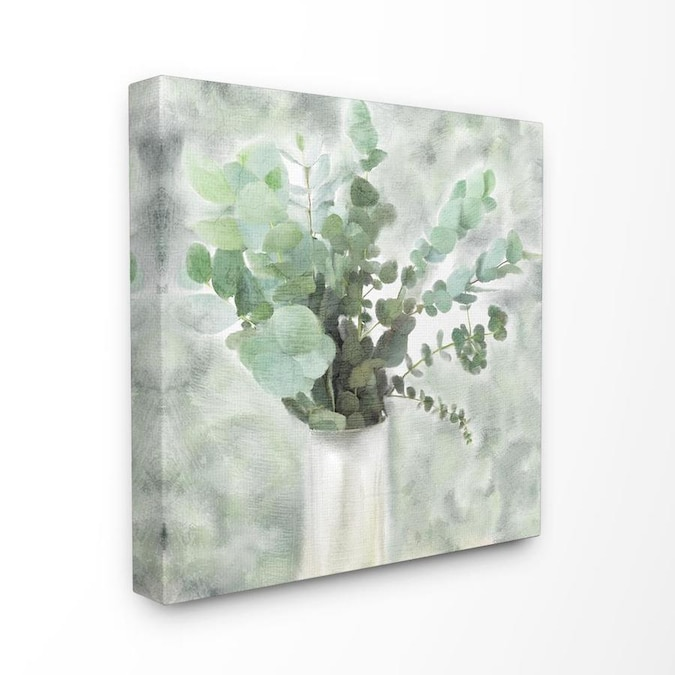 24 x 30 Multi-Color Stupell Industries Grow Old With Me Distressed Wood Canvas Wall Art