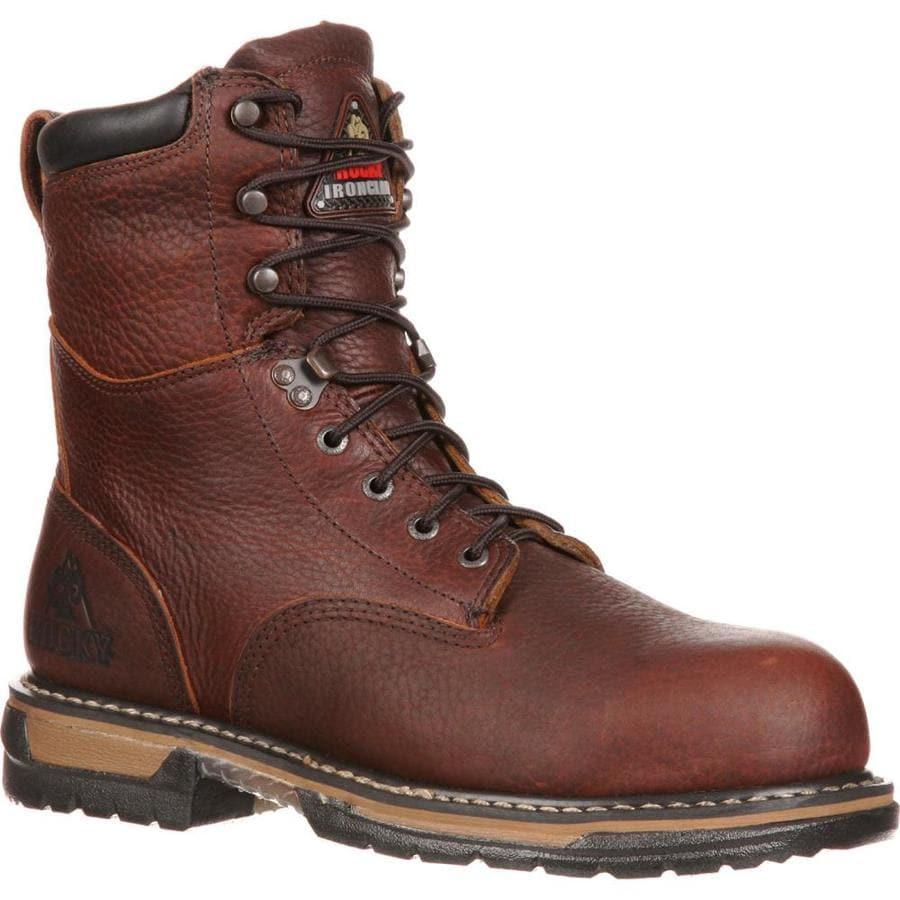 Rocky Size: 11 Mens Steel Toe Work Boot
