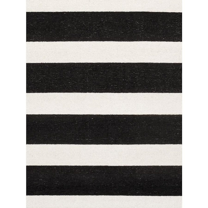 Pasargad Home Palermo 3 X 5 Indoor Stripe Area Rug In The Rugs Department At Lowes Com