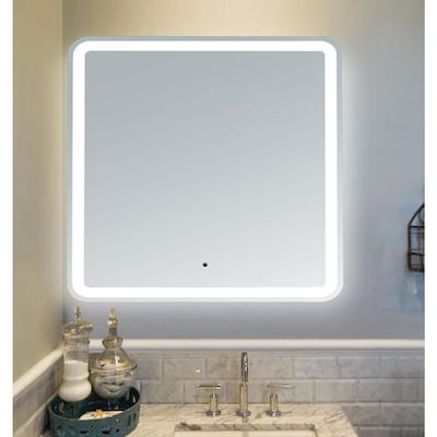 Hermes Bathroom Mirrors At Lowes Com