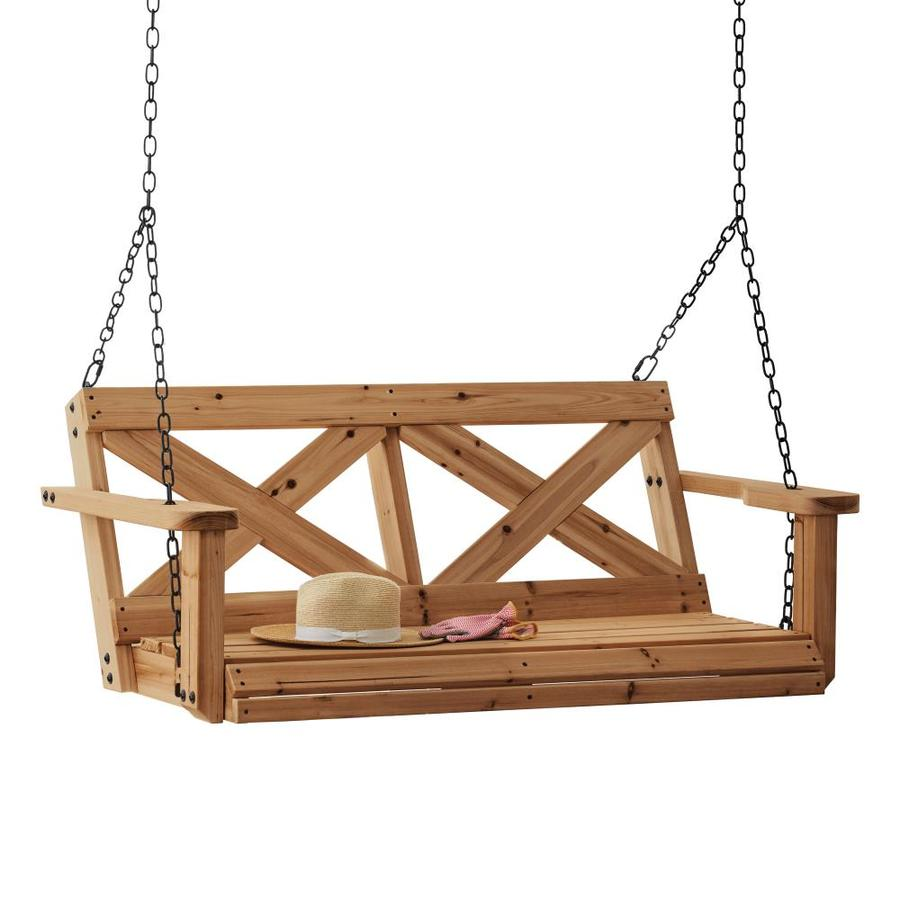 Farmhouse Porch Swing In The Swings
