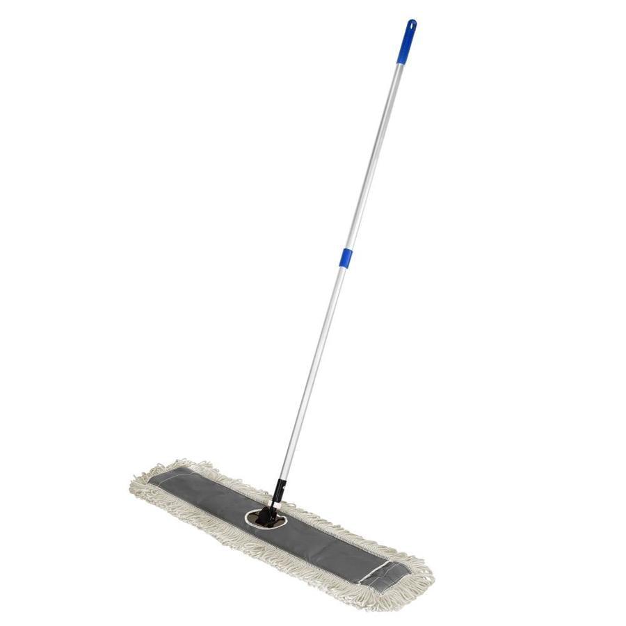 Super Absorbent Mop Commercial Mop Head 48 in, Single Pack Cleans Wide Areas Alpine Industries Heavy Duty Microfiber Mop Head