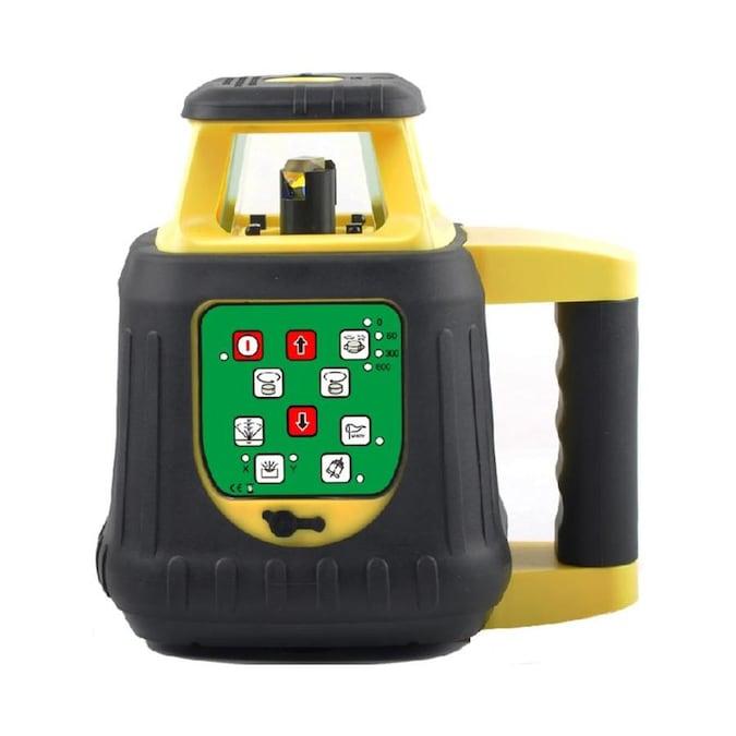 Adirpro 1000 Ft Indoor Outdoor Laser Distance Measurer In The Laser Distance Measurers Department At Lowes Com