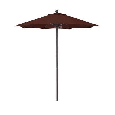 7 5 Foot Venture Olefin Series Patio Umbrellas At Lowes Com
