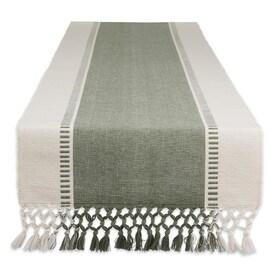 Décoration Valise Clayre /& FED 6y2550-29x20x13 cm gris