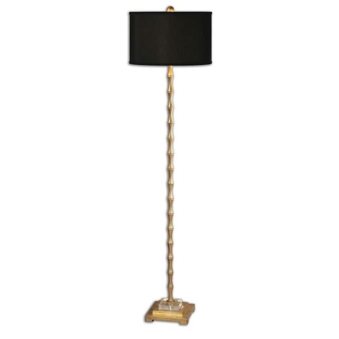 Global Direct 64 5 In Gold Floor Lamp
