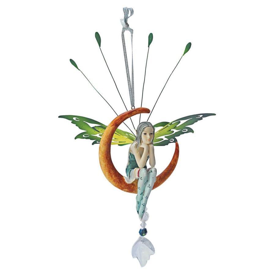 Design Toscano Lochloy House Fairy Hand Mirror