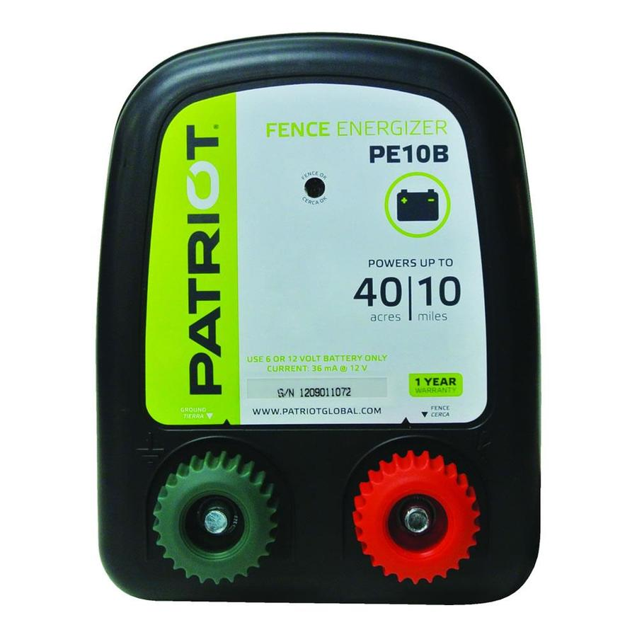 PMX600 Fence Energizer Patriot 6.0 Joule for electric fence