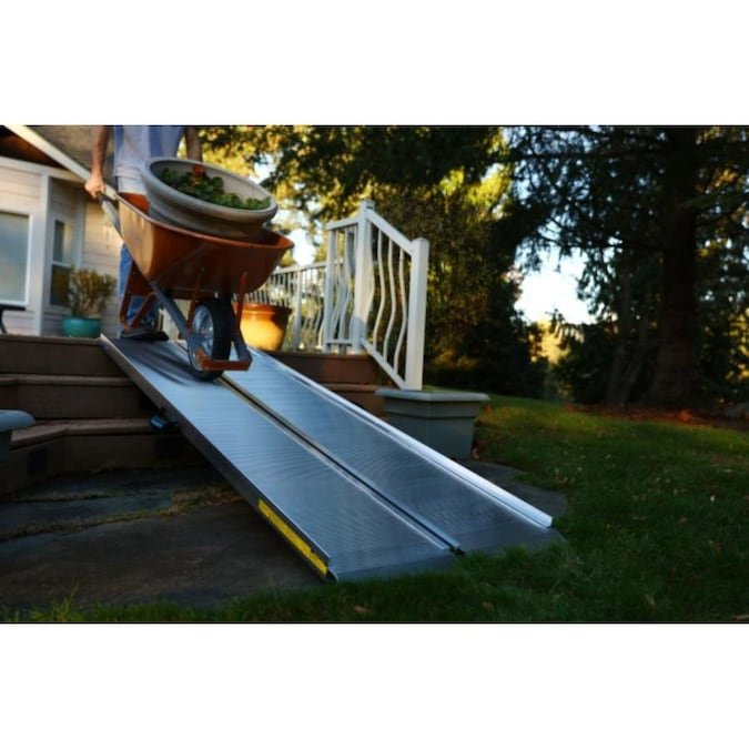 what is the maximum grade for wheelchair ramps