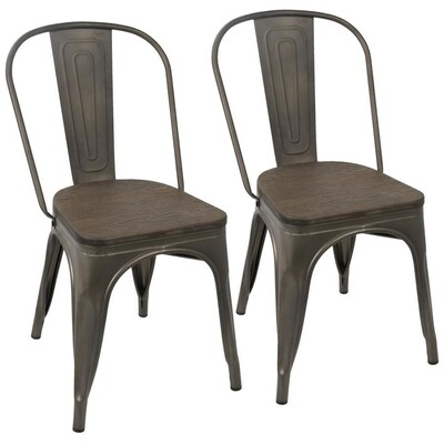Bamboo Dining Chairs At Lowes Com