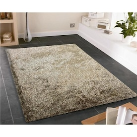 Amazing Rugs 2 X 3 Brown Beige Indoor Handcrafted Area Rug In The Rugs Department At Lowes Com