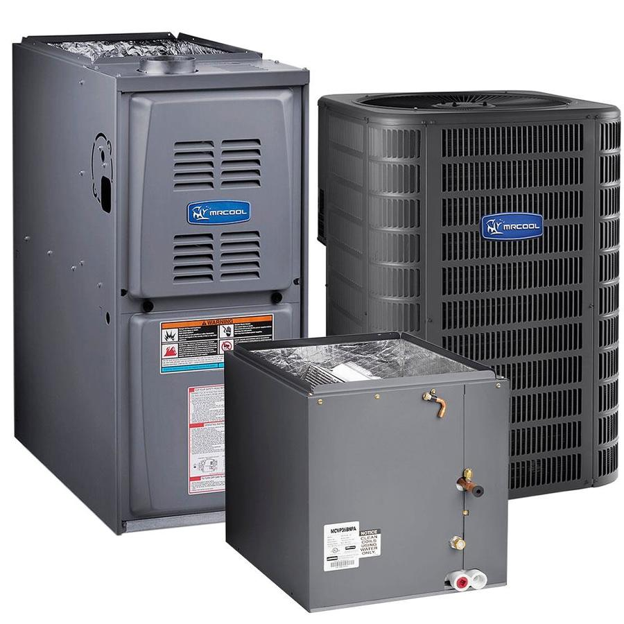 Central Air Conditioners At Lowes Com