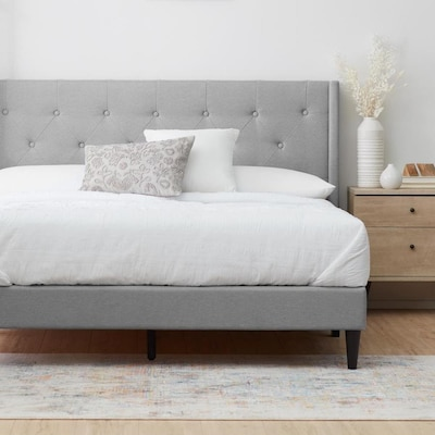 Upholstered Beds At Lowes Com