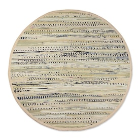 Round Indoor Outdoor Rugs At Lowes Com
