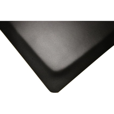 Rhino Mats 2 Ft X 25 Ft X 9 16 In Black Black Rectangular Indoor Outdoor Anti Fatigue Mat In The Mats Department At Lowes Com