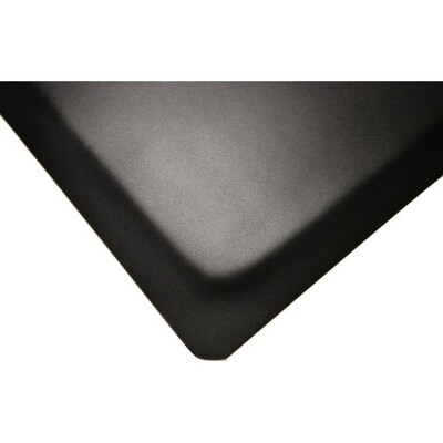 Rhino Mats 4 Ft X 13 Ft X 1 In Black Black Rectangular Indoor Outdoor Anti Fatigue Mat In The Mats Department At Lowes Com