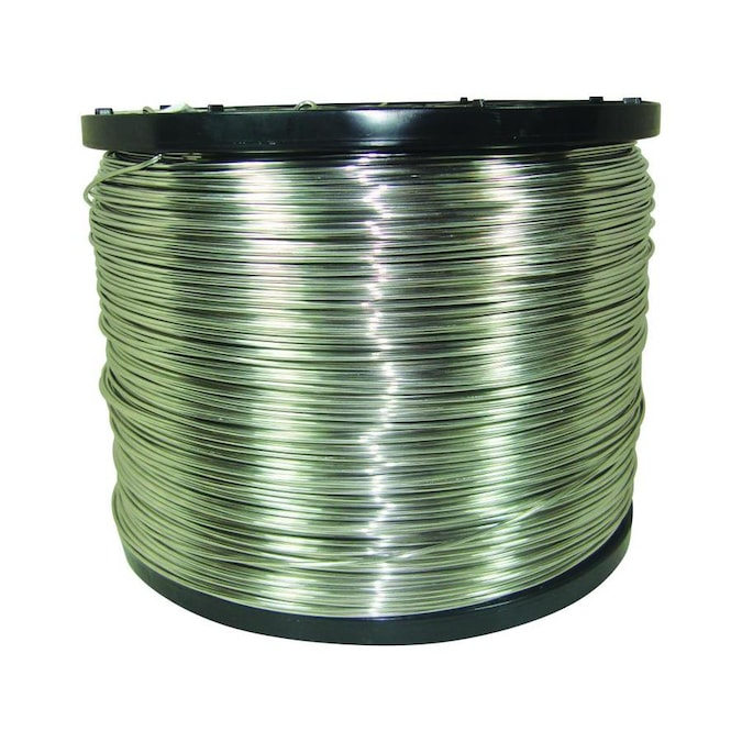 Field Guardian Field Guardian 12 1 2 Ga Aluminum Wire 4000 Ft In The Electric Fence Wire Tape Department At Lowes Com