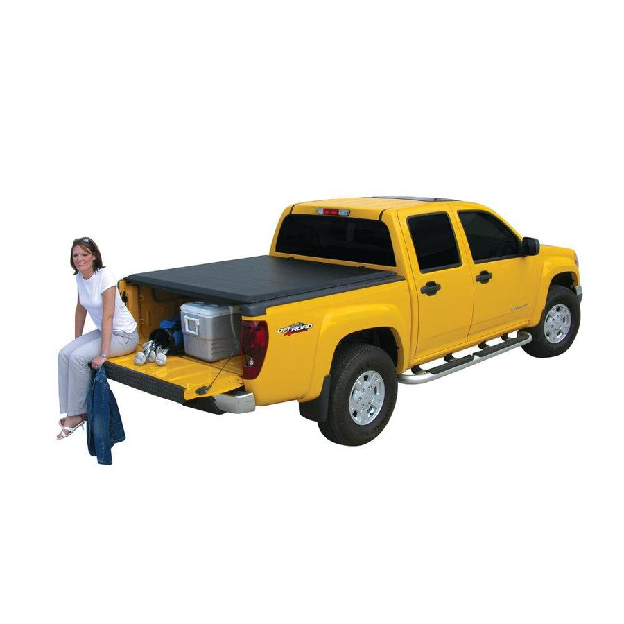 Agri Cover Access Tonneau Cover For F 150 Super Crew Cab 5 5 Ft Box 2004 2014 In The Rv Accessories Department At Lowes Com