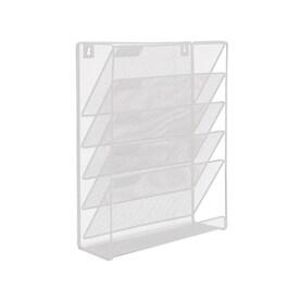 10 Pockets Office Hanging Wall File Folder Holder Storage Organizer Chart Bag