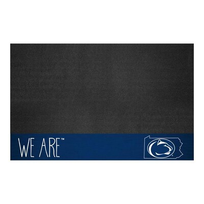 68 Black NCAA Penn State Nittany Lions Deluxe Grill Cover