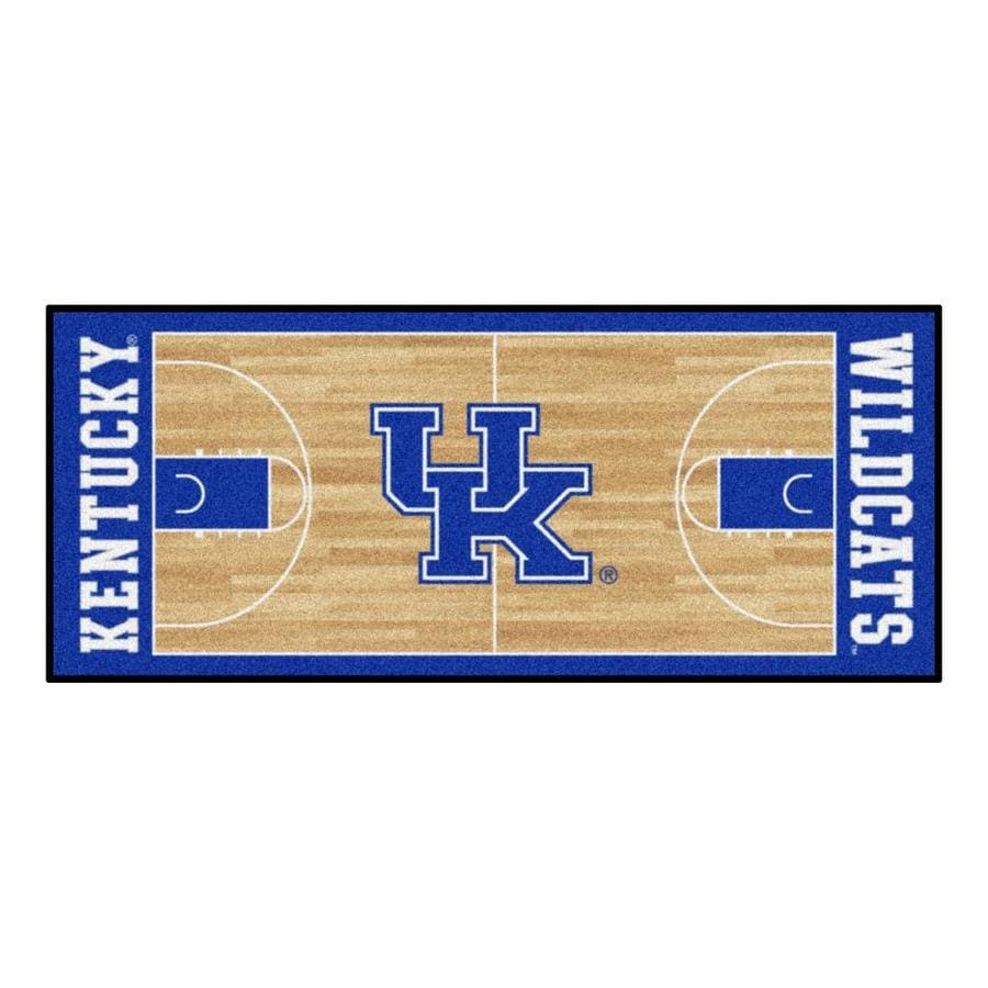 FANMATS 18614 University of Kentucky Roundel Mat