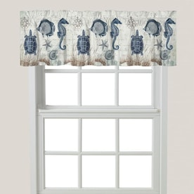 Laural Home Dream Forest Window Valance In The Valances Department At Lowes Com