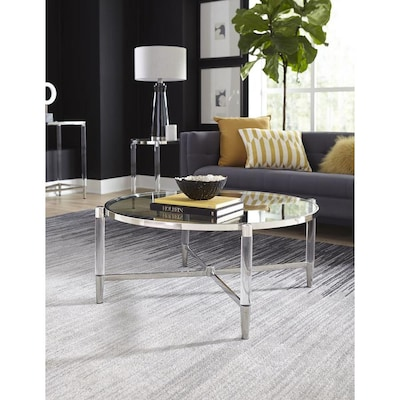 4 Legs Acrylic Coffee Tables At Lowes Com