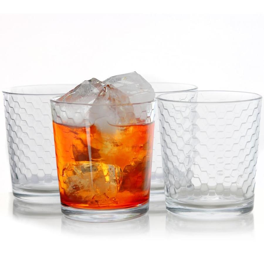 Glass H/&H Alabastro Set of 6 Dessert Cups 6 units 14 cm Cobalt Blue 14 x 14 x 6 cm