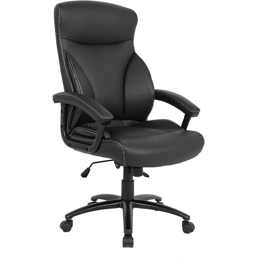 Casainc Home Office Chair Leather Ergonomic Desk Chair In The Office Chairs Department At Lowes Com