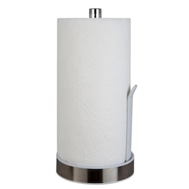 Rubbermaid Plastic Mounted White Paper Towel Holder In The Paper Towel Holders Department At Lowes Com