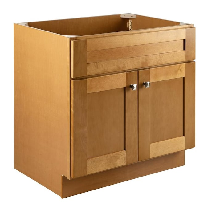 Design House Brookings 30 In Modern Birch Bathroom Vanity Cabinet In The Bathroom Vanities Without Tops Department At Lowes Com