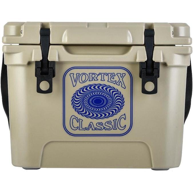 Details about  /Vortex VC20TAN Classic Series 20-Quart Rotational-Molded Cooler i
