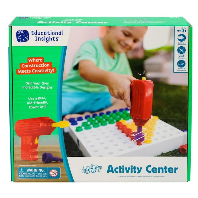 Educational Insights Design and Drill Building Toys in the ...