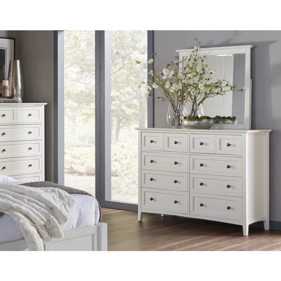 Modus Furniture Paragon White Mahogany