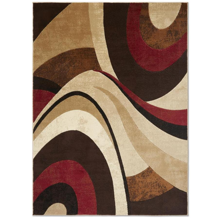 Home Dynamix Tribeca Slade 8 X 10 Beige Indoor Area Rug In The Rugs Department At Lowes Com