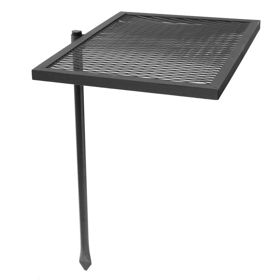 Sunnydaze Decor 24 In X 16 In 1 Rectangle Plated Steel Cooking Grate In The Grill Cooking Grates Warming Racks Department At Lowes Com