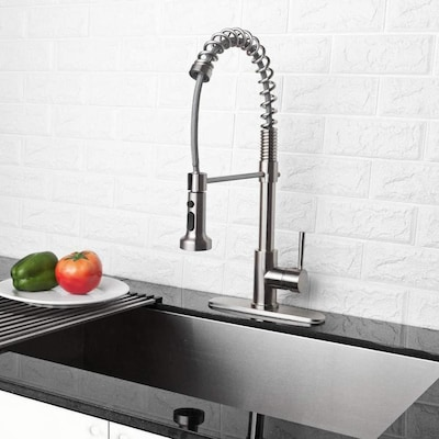 Matrix Decor Kitchen Faucets At Lowes Com