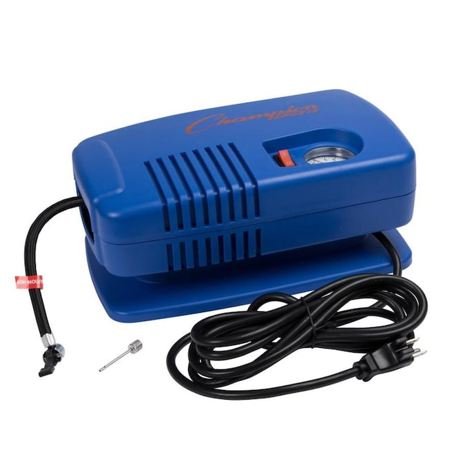 Champion Sports Deluxe Electric Inflating Pump
